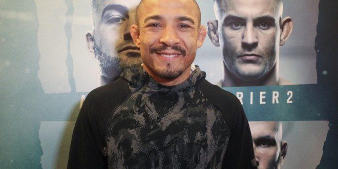 De contrato novo, José Aldo mira categoria dos galos e desafia Henry Cejudo: 'Aceita a luta, irmão'