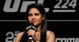 Polyana Viana ganha nova oportunidade no UFC 248