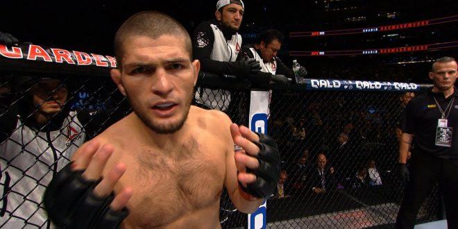 Khabib Nurmagomedov x Ferguson  no UFC 249