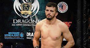 Deivison Ribeiro encara o Ex-UFC Daron Cruickshank no Taura MMA 11