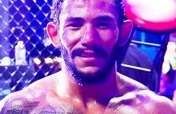 Prestes a estrear no UFC , Rafael Alves sonha com cinturão. 'Minha meta'