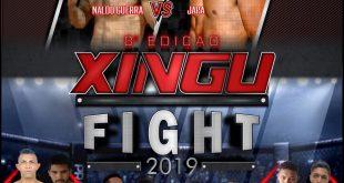 Xingu Fight realiza a sua oitava edição nesta quinta feira em Porto de Moz(Pa)