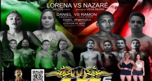 Acará Fight Combat 5 neste sábado em Acará(Pa)