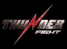 Em retorno do Thunder Fight, Claudio Ribeiro fatura cinturão peso-médio e Jailton Malhadinho derrota ex-UFC