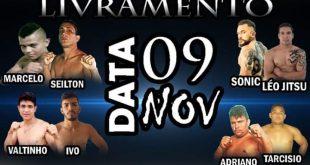Black Fight Livramento dia 09 de novembro