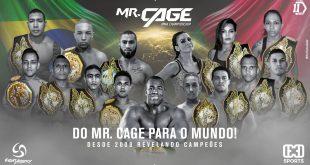 Roraima sediará pela primeira vez o Mr. Cage; 40ª edição será em dezembro