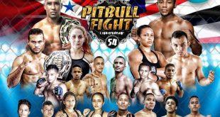 Pitbull Fight Championship 54 acontece neste sábado em Castanhal(Pa)