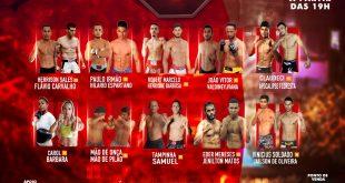 Resultados da primeira edição do UFCA COMBAT