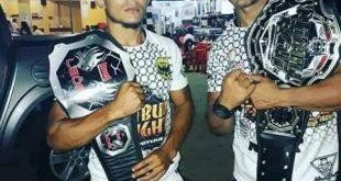 Romero Reis e Wilker Gavião seram os destaques do 7 Luzi Fight que acontece neste sabado em Sta Luzia(Pa)