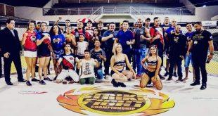 Confira os resultados do Strike Fight Championship 10 que aconteceu em Barcarena