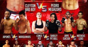 Strike Fight Championship 10 acontece em Barcarena