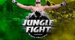 Barbeiro e lutador, Leandro 'Mun-Rá' comemora vitória no Jungle Fight e faz planos para viver do MMA