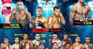 Confira os resultados do Na Bruta Fight Team 5