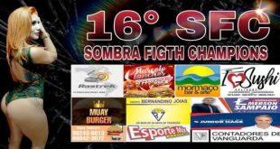 Confira os resultados do  Sombra Fight Champions 16