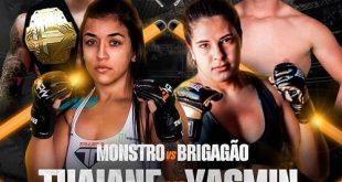 Com ingressos à venda, Taura MMA contará com disputas de cinturão e outros grandes duelos em sua nona edição