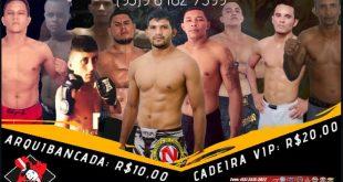 Porto Fight 11 é adiado devido ao Corona Virus