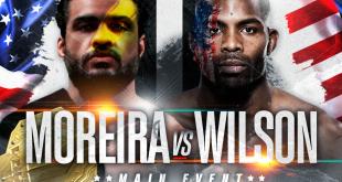 Em estreia do Taura nos EUA, Jonathan Wilson domina 'Rick Monstro' e conquista cinturão