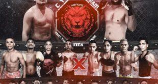 Academia Leão Fight realiza seu 4ª interno de lutas