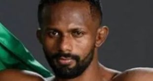 Francisco Figueiredo 'Sniper' estreia com vitória no UFC
